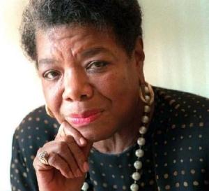 Maya Angelou 4 April 1928 - 28 May 2014